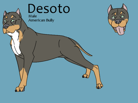 Desoto Reference by Pit-Fall