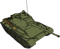 T-44 (Vector) by xPhiL1998