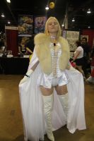 Emma Frost by VoiceofSupergirl