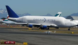 Dream Lifter Taxi by shelbs2