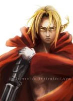 Edward Elric by JcJessica