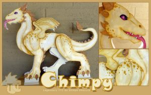 Commission.Chimpy.Legendary by StrayaObscura
