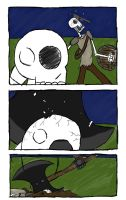 Grave Souls page 3 by sordcooper2