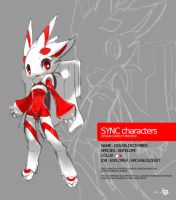 SYNC: Dolma the Robot Antelope by TysonTan
