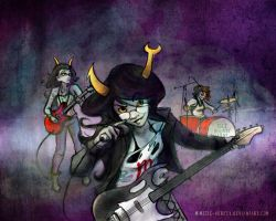 hello world I'm your wild girl by mimetic-heresy