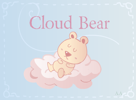 Cloud Bear by Fiatan