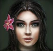 Beauty face exercise by tgw-Raptor