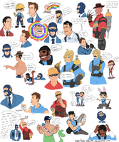 --+HUGE old TF2 shit+-- by Marre-Chan95