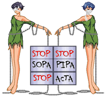 SSMU: STOP SOPA, PIPA and ACTA by Verdy-K