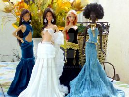 Model Muse Freestyle Gowns S4 by angellus71