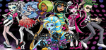 Monster High Dawn Of The Dance Wallpaper by Wizplace