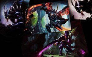 Khazix League of Legends #2 by xguides