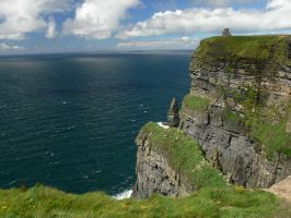 Cliffs of Moher by bojtarmarci