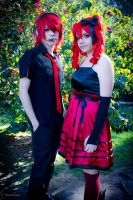 Teto and Ted Magnet Version -17 by DamianNada