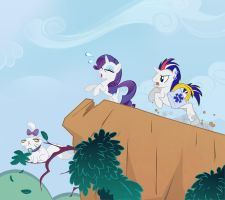 Rapid to the Rescue by PixelKitties