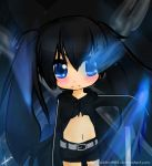 Black Rock Shooter by Abhie008