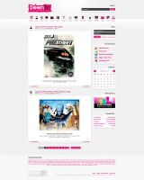 Downtr site redesign by floydworx