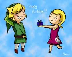 Happy Birthday!! by xXNami-sanXx