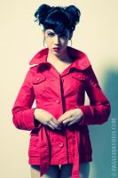 Red jacket by msAsphyxia