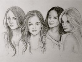Pretty Little Liars by bestafridur