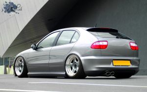 Seat Leon Cupra cleanstyle by LeemansJ
