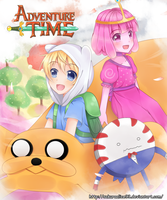Too young adventure time by SakuraAlice33