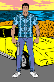 Tommy Vercetti - Grand Theft Auto: Vice City by MetalHarbinger084