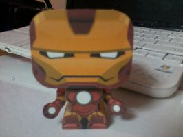 Iron Man by Mariannedee