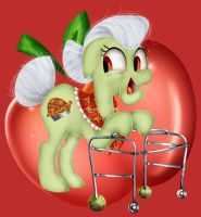 Granny Smith by apotropaic-puppet