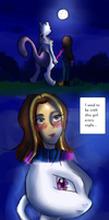 The past with Mewtwo by Crystal-Dream