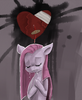 Broken heart by Bread-Crumbz