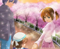 Clannad by kotexan