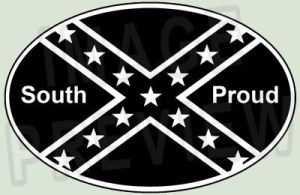 South Proud Confederate by hassified