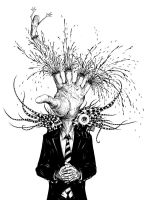 Eat The Wounded by alexpardee