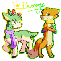 The Flowerboys~ by music-mimic