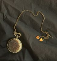 Stock- Gold Pocket Watch by idolhands