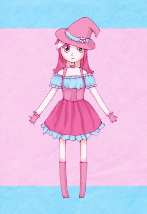 Outfit Design - Cherry Blossom by Ninelyn
