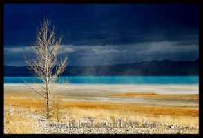 Storm Rolling in at Bear Lake by iLiveLaughLove