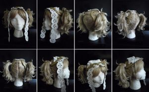 Lissa wig from Fire Emblem by taiyowigs