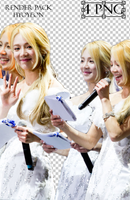 HyoYeon Render Pack by sanjisan21