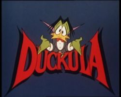 Count Duckula by dave86