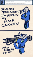 Ask Abacus 014 - The Math Cannon by MisterLolrus