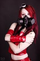 Red Dementia by BlackRoomPhoto