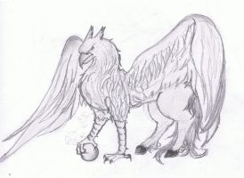 Hippogriff by Tigeress713