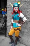 Jak and Daxter: Geologist Cosplay by Abydell