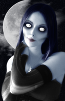 . sally the corpse bride . by cyrellaxnundye