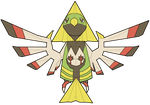 Xatu can't Tetraforce by MBLOCK