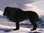 Raven Moon 10381 by TotemSpirit