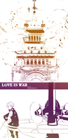 Love is WARRRR and chaos by kyunyo