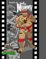 RAPH AS The Mummy film by ShinMusashi44